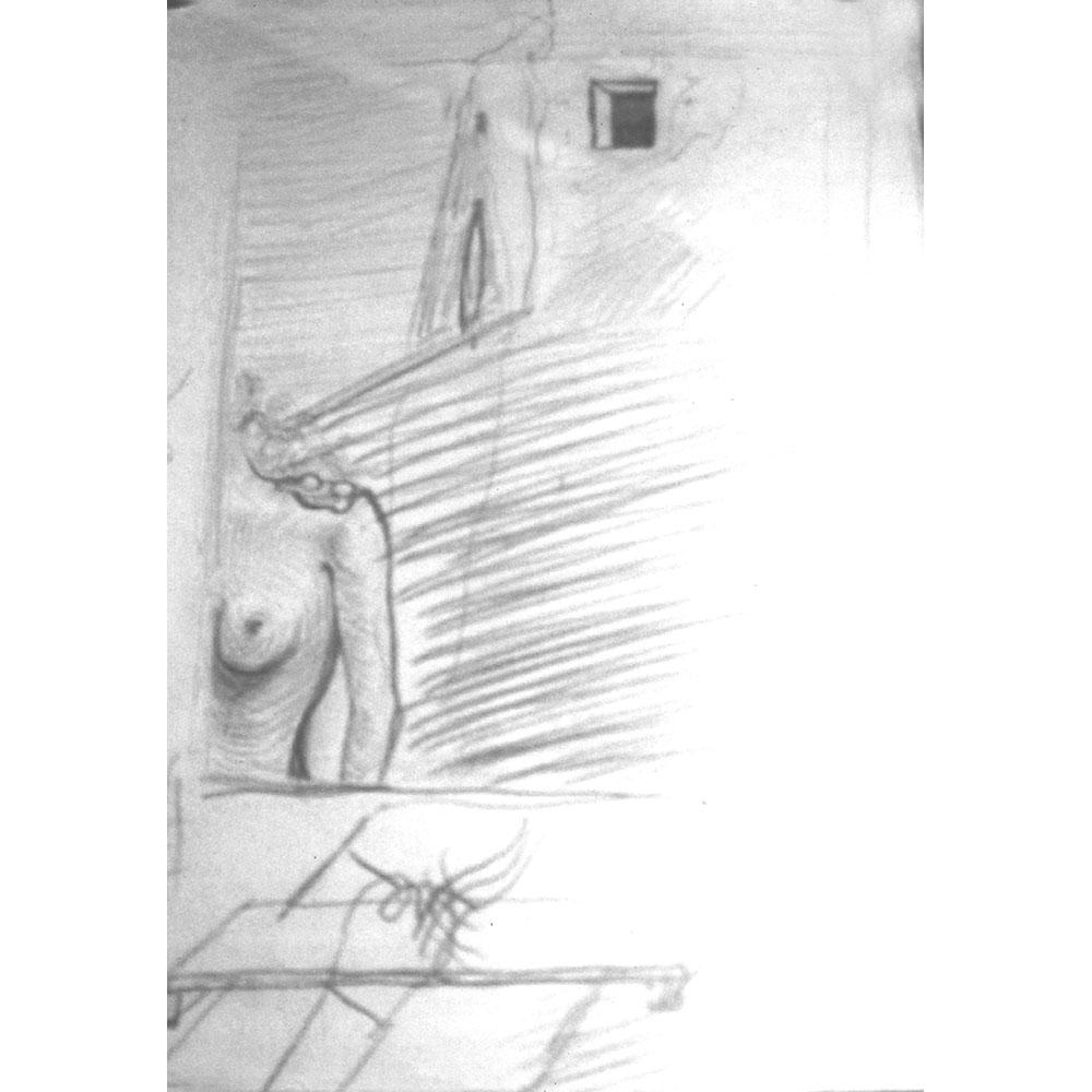 p3_NudeInALandscape_pencilstudy